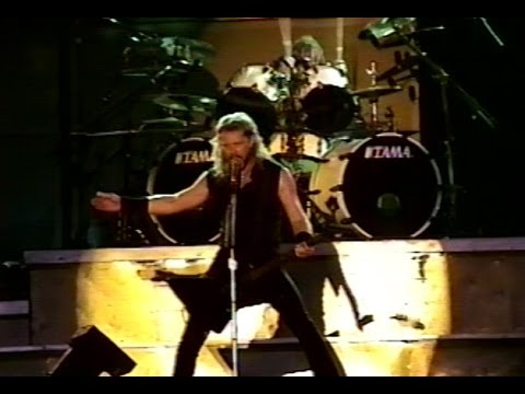 Metallica - Miami, FL, USA [1994.08.21] Full Concert