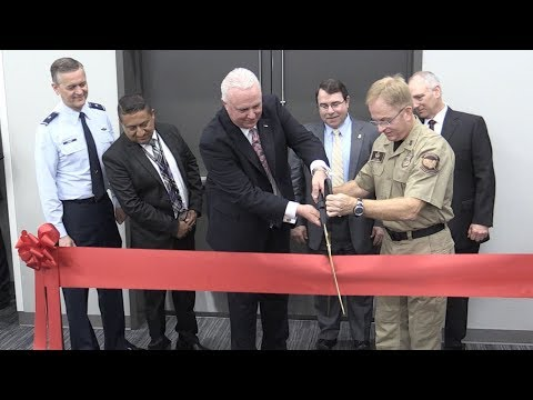 Air and Marine Operations Center opens in Riverside, California