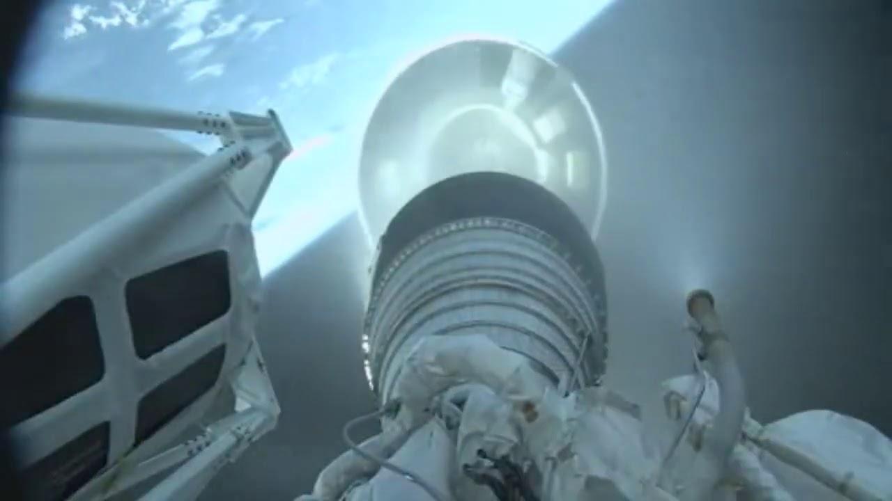 Atlas V Mars 2020 Rocket Cam