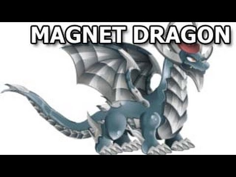 How To Breed MAGNET DRAGON in Breeding Sanctuary Dragon City