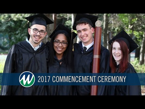 2017 MWCC Commencement