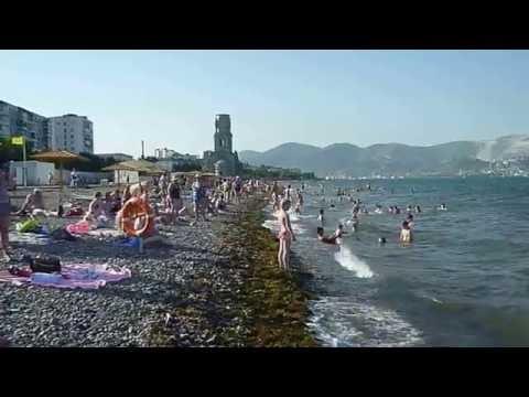Новороссийск.Пляж Нептун.