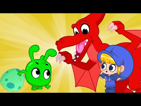 Orphle's Time Travel Trouble – Morphle vs Orphle | Cartoons for Kids | Morphle and Friends