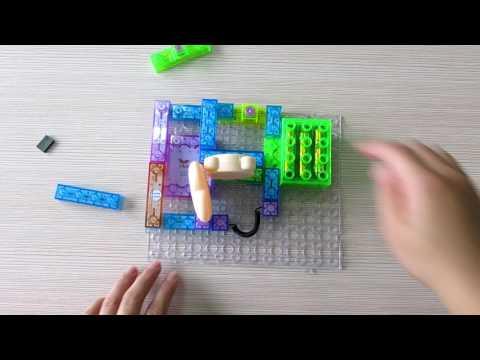 Integrated Circuit Building Blocks Electronic Blocks DIY Model Kits Science Kits