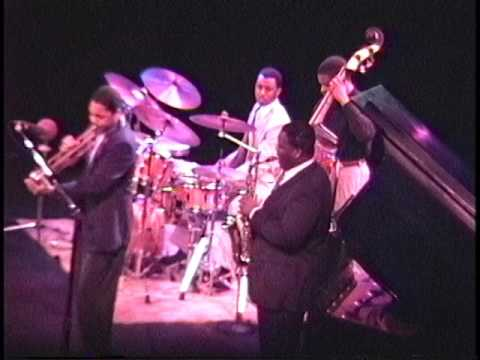 Wynton Marsalis - (Gusman Cultural Center) Maimi,Fl 1.22.91 (Part 1)