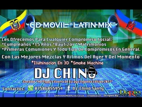Dj Chino Guerra De Djs Radio La Otra UK 2015