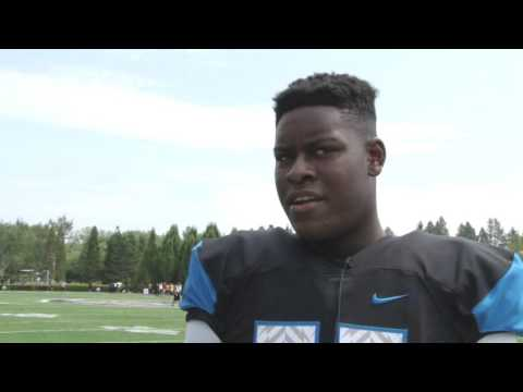 Trey Smith - University School of Jackson Tackle - Interview - Sports Stars of Tomorrow