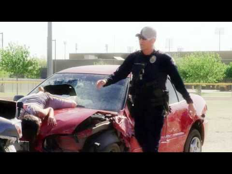 Drunk/Distracted Driving Mock Drill video thumbnail