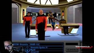 Star Trek TNG: A Final Unity Pt. 1 [Twitch Stream]   Nostalgia Nerd