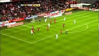 Cristiano Ronaldo vs Standard Liege (N) 10/11 By Ladlem2