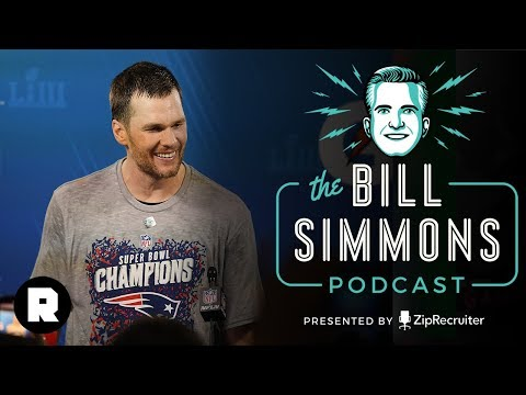 Patriots Victory Party No. 6 With a Bored and Horrified Cousin Sal | The Bill Simmons Podcast