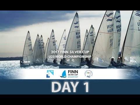 Highlights from Day 1 of the 2017 U23 Finn World Championships