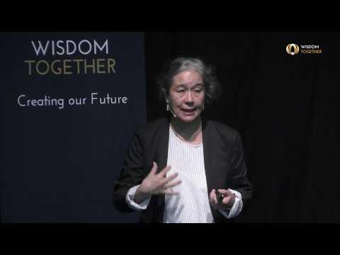 Social Presencing Theatre - Arawana Hayashi at Wisdom Together Oslo 2017