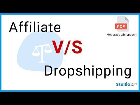 Dit wilde jij altijd al weten over affilliate marketing en dropshipping thumbnail