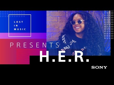 """H.E.R. on GRAMMYs, Guitars, & Snakes + """"Carried Away"""" LIVE #LostInMusic"""