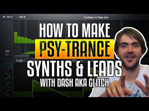 Creating Psytrance: How to make Robotic FM Synths
