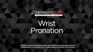 Wrist Pronation