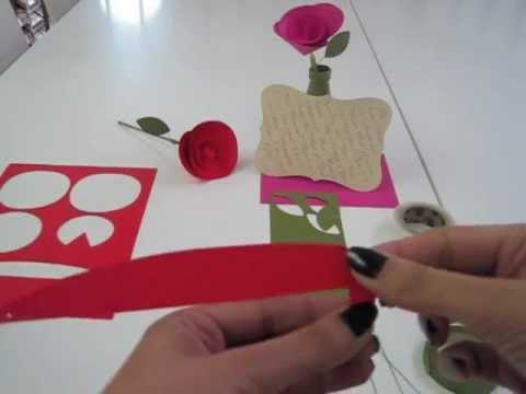 Paper Flower - Paper Presentation