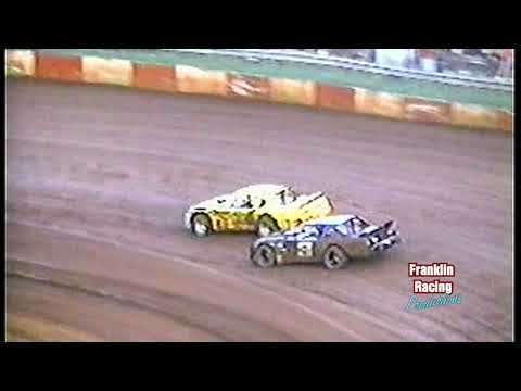Rome Speedway Rome Ga Econo Bomber 8 31 03