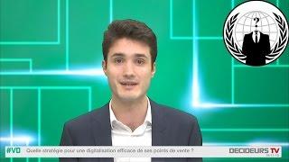 #Virage Digital - La revue de presse du 18/11