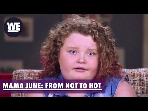 Will You Teach Me About the Birds & the Bees? | Mama June: From Not to Hot | WE tv
