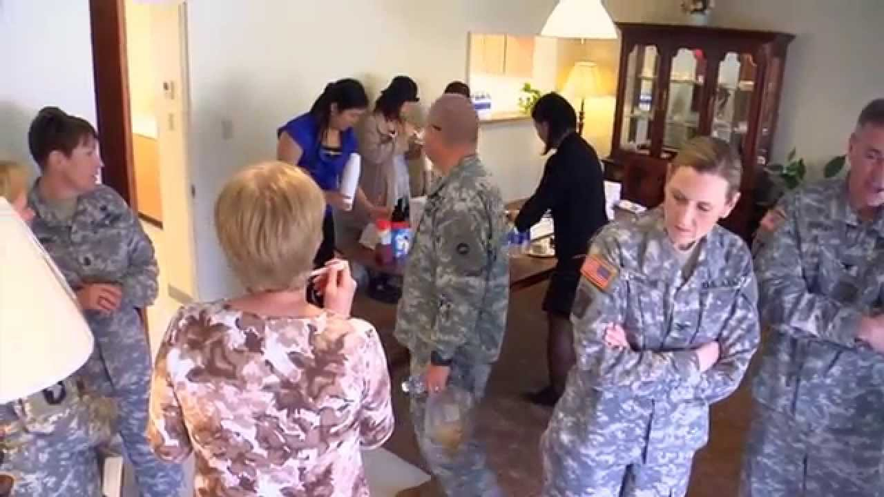 New Senior NCO Housing Units on Camp Zama