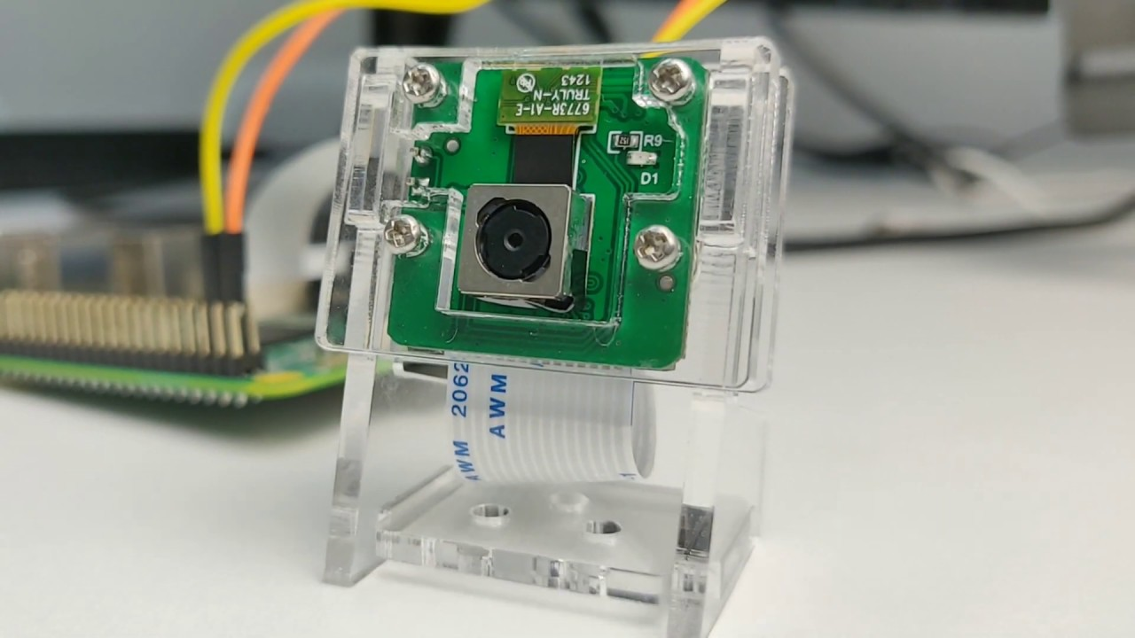 Programmable Motorized Focus Camera Raspberry Pi now Support