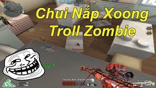 Chui Vô Nắp Xoong Nồi Troll Zombie Map Nhà Bếp   TQ97