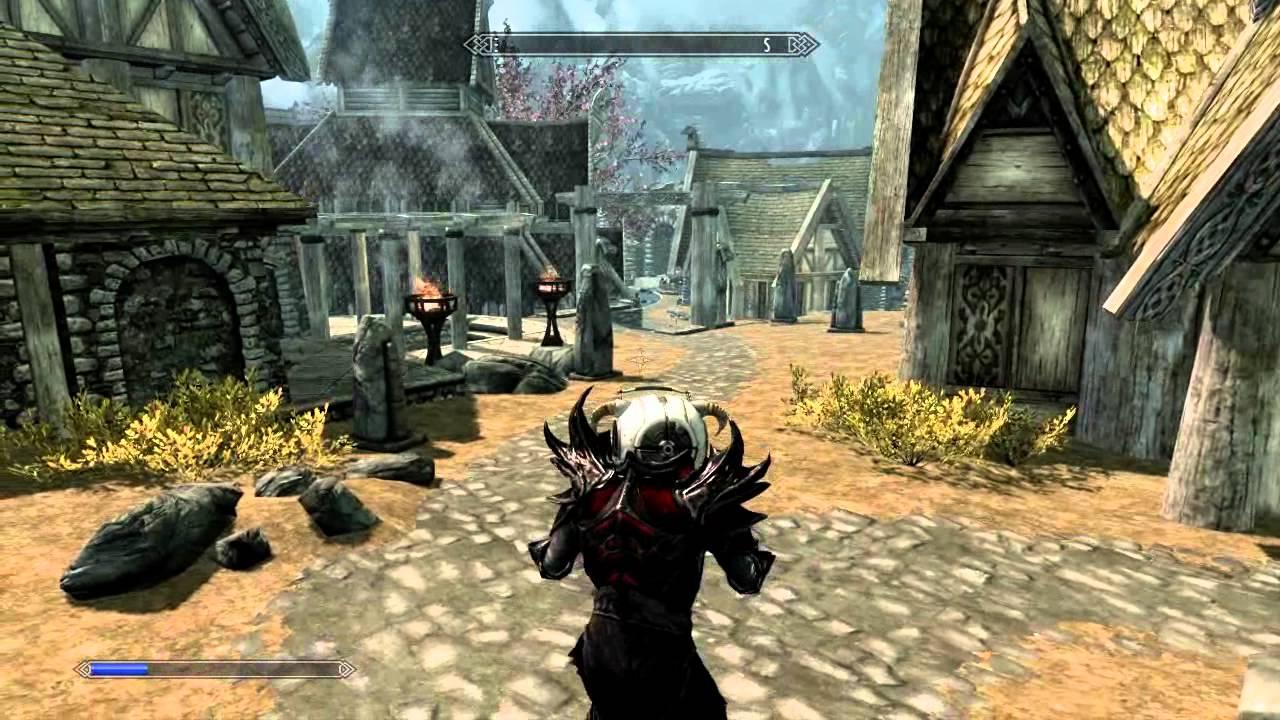★ Skyrim Gameplay Mods - Teleport Levitation Spell - Steam Workshop - PC HD