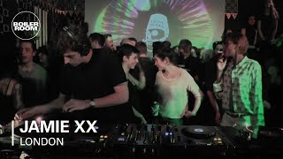 Jamie xx 55 min Boiler Room Mix