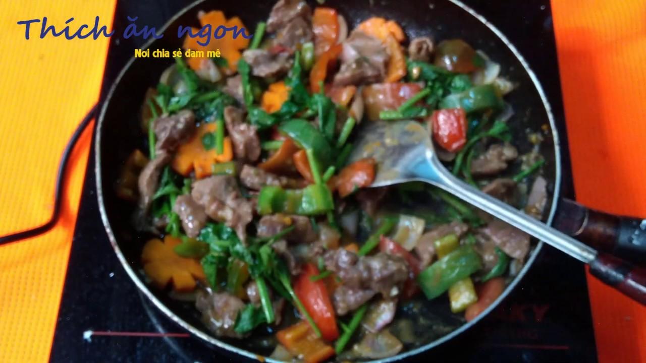 Cách để làm món bò lúc lắc thần thánh | THÍCH ĂN NGON