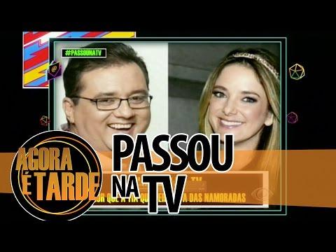 Passou na TV - Agora é Tarde - 0810