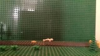 (Roblox Lego mini película) Huesos rotos