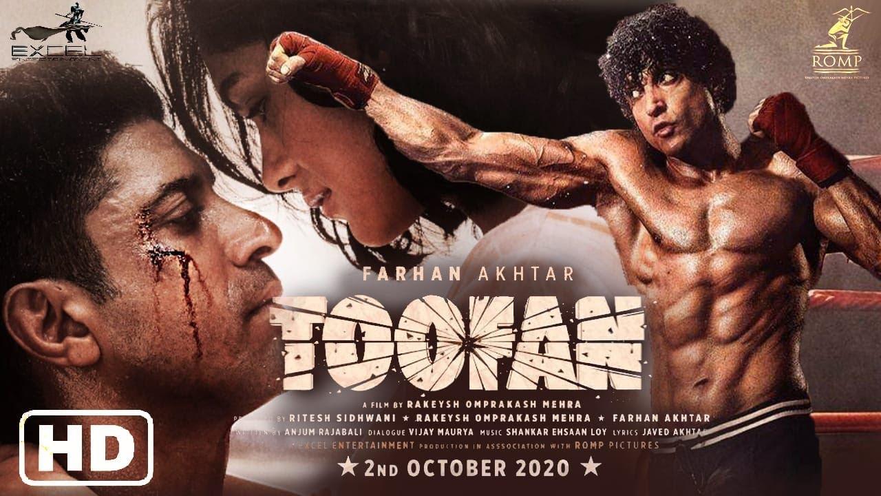 Download Toofan FULL MOVIE HD facts  4K   Farhan Akhtar   Mrunal Thakur   Paresh Rawal   Amazon Prime Video