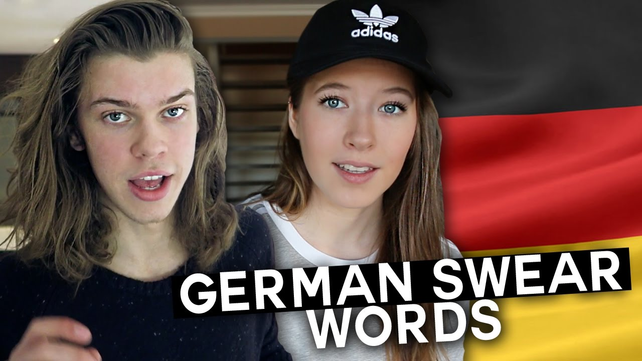 how to speak german swear words