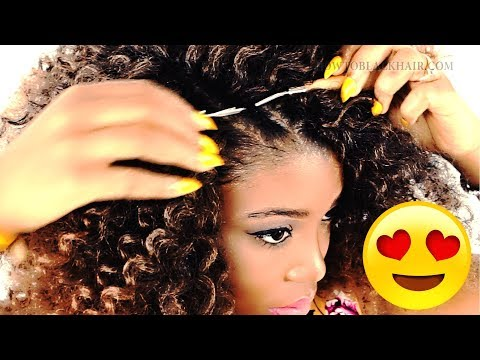 CROCHET BRAIDS FOR BEGINNERS
