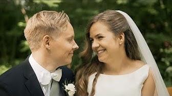 Wedding film // Emilia & Otto - Pinjainen, Finland