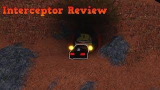 INTERCETTORE 👏👏 REVIEW! Roblox: Simulatore di veicolo