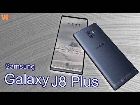 Samsung Galaxy J8 Plus Official Look, Introduction, Release Date, Price,Specifications,Camera,Launch