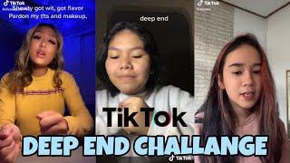 tiktok DEEP END CHALLANGE (jebung dll) смотреть онлайн в хорошем качестве бесплатно - VIDEOOO