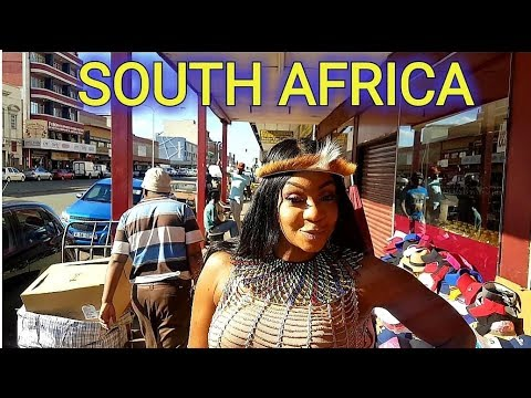 South Africa the most beautiful African country | Vlog