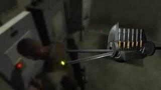 Walkthrough for Splinter Cell: Double Agent Mission 9 part1