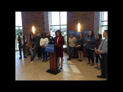 """""""Students for Cortez Masto"""" Steering Committee Launch at University of Nevada, Reno"""