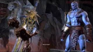 Melody Of Pandora (Song in Hades) -Ω- God of War III Soundtrack ♫