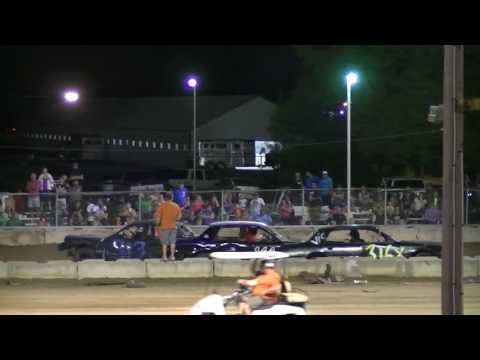 demo derby full size car 7-8-17