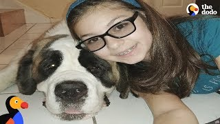 Girl Losing Vision Was Lonely Until She Met This Dog | The Dodo
