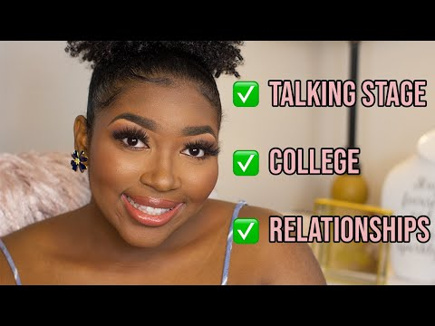 Q&A VIDEO:Claflin University|Talking Stage| College Freshmen Advice|Relationships in College