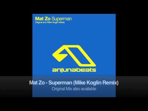 Mat Zo - Superman (Mike Koglin Remix)