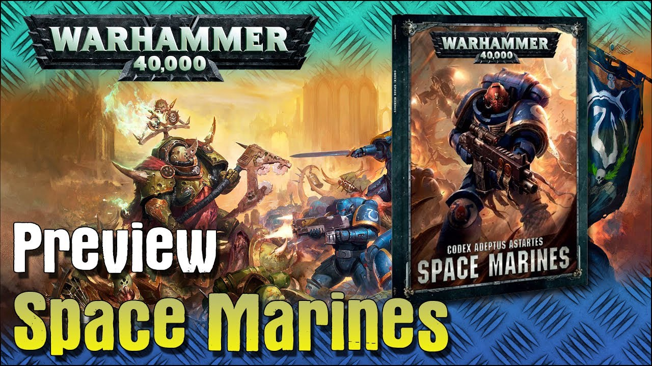 Space Marines 7th Edition Pdf