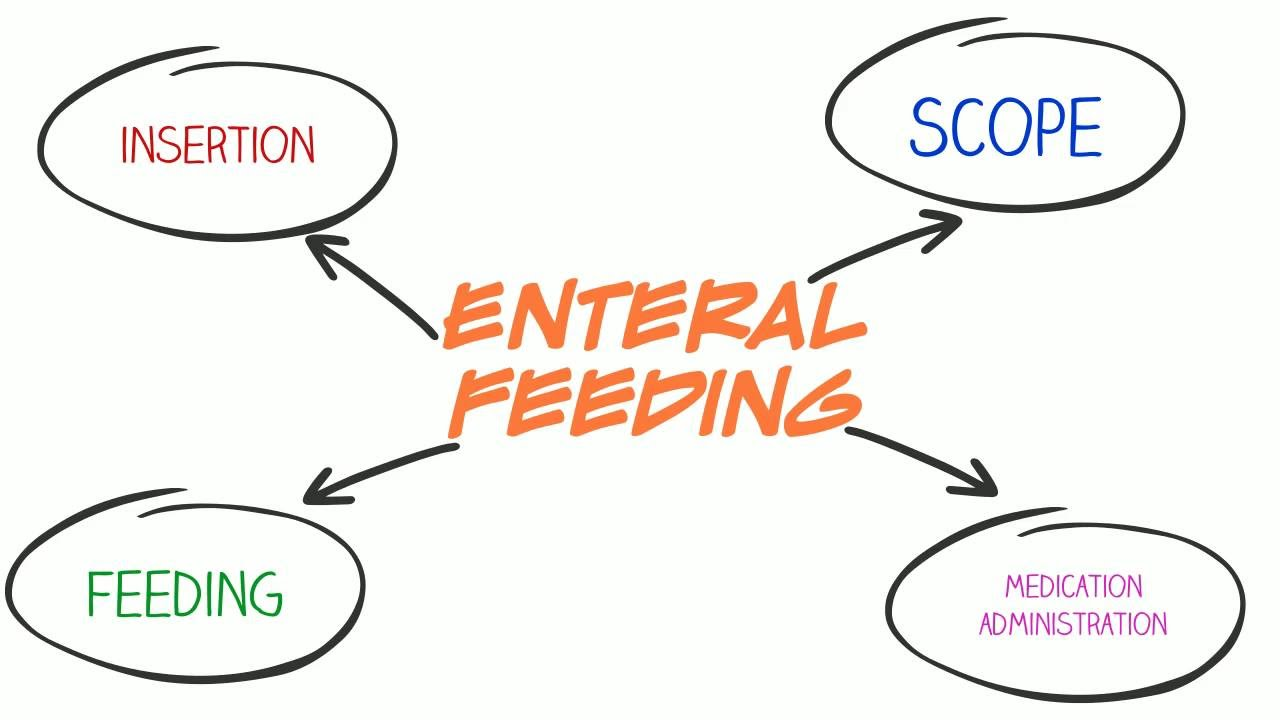enteral feeding Enteral feeding and vasoactive agents: suggested guidelines for clinicians introduction e nteral nutrition (en) is preferable to parenteral nutrition (pn) in critically ill patients due to a.